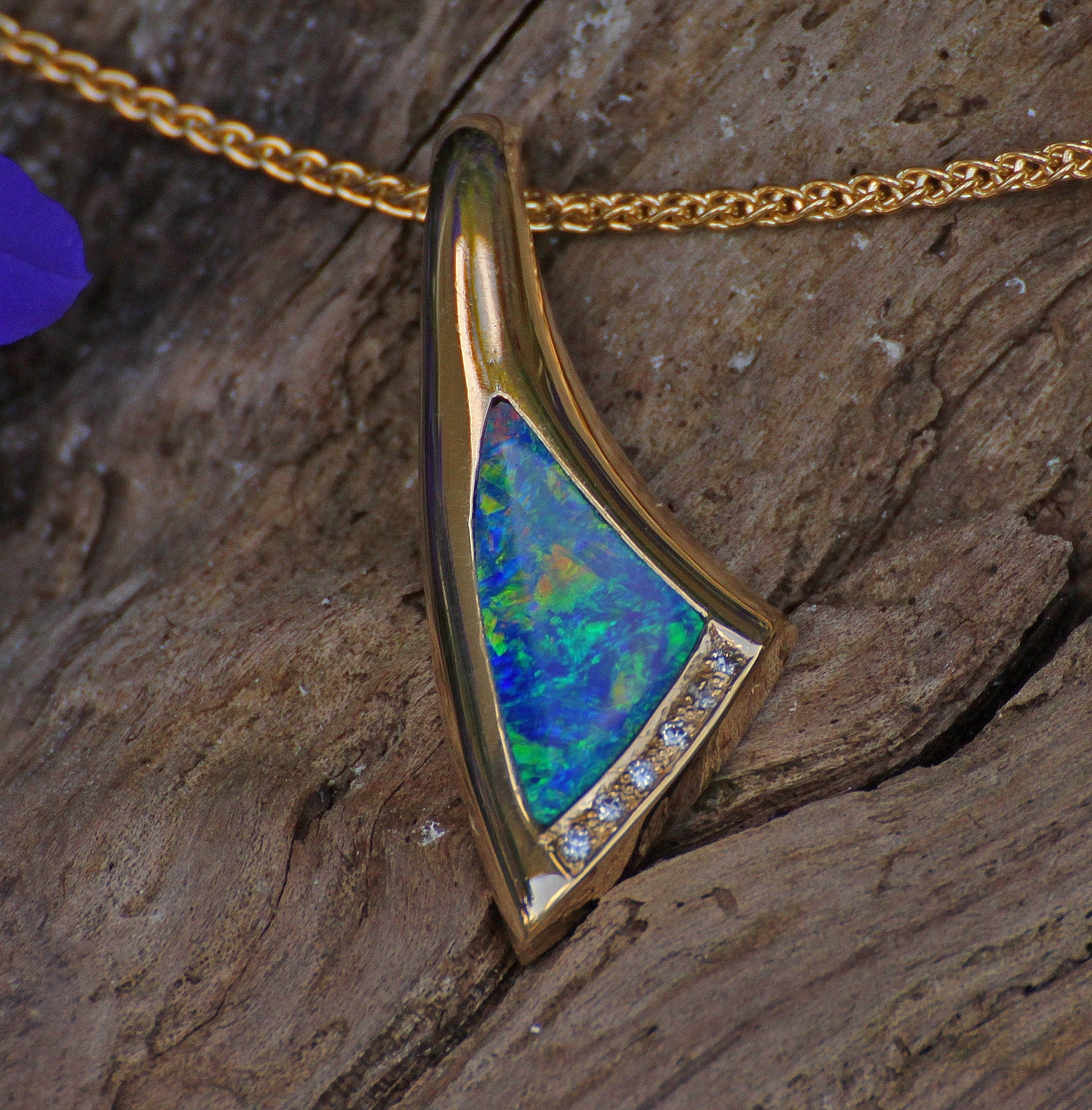 Diamond Pendant, diamond jewelry