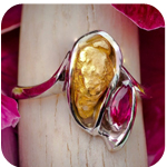 Women's rings, mens diamond rings, men amethyst rings, men's Alaskan gold nugget rings, mens gold nugget rings, 14kt yellow gold, 18kt white gold, 18kt yellow gold, 14kt white gold, rugged rings, masculine ring