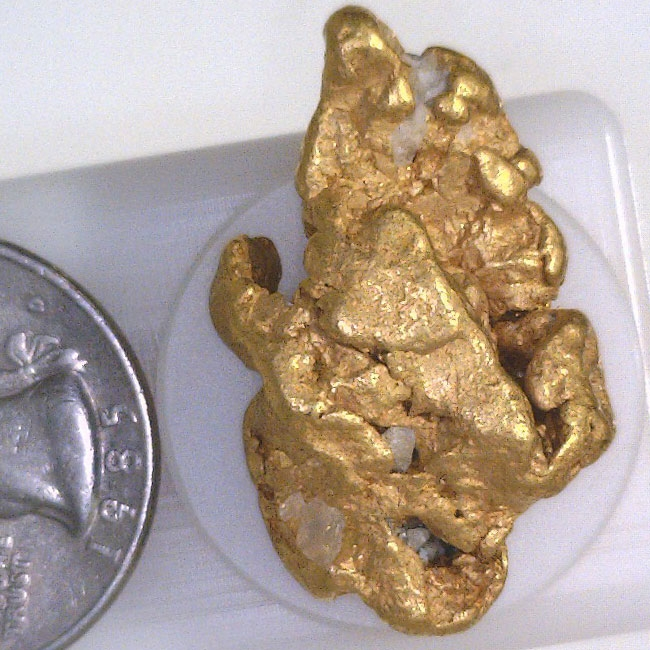 real gold nuggets