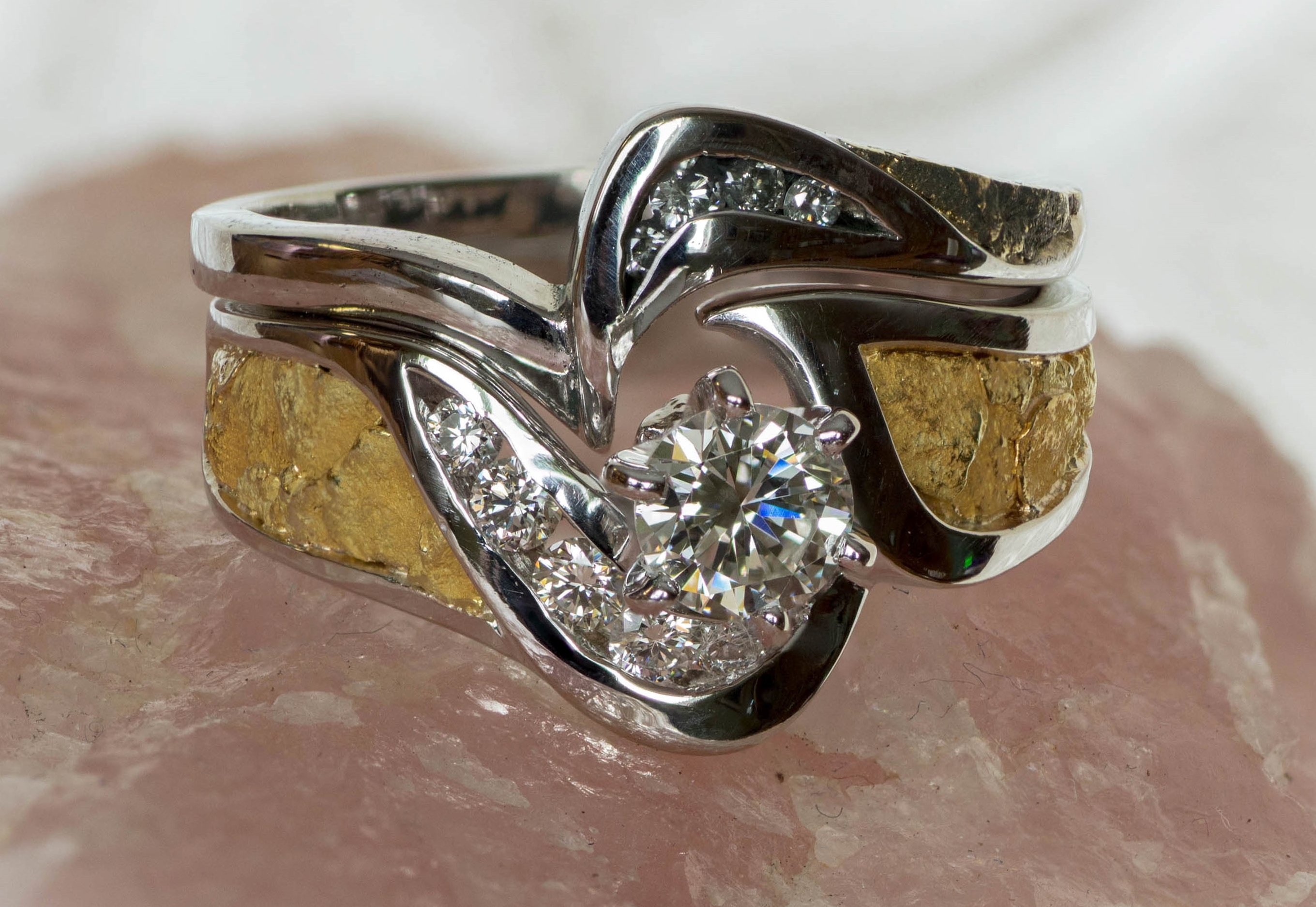 ring campbell jewellers sets rings dublin diamond bespoke handmade goldsmiths wedding design products